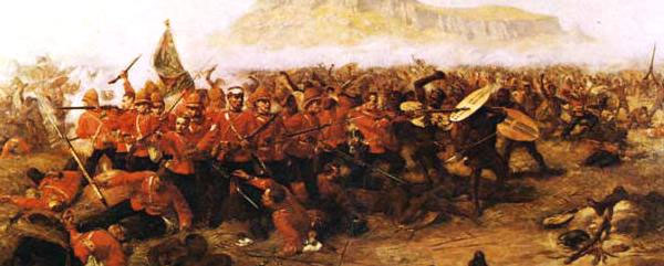 3 Popular Myths of Isandlwana - 1879 Zulu War